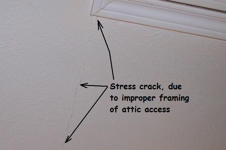 Attic Access Frame Jwk Inspections