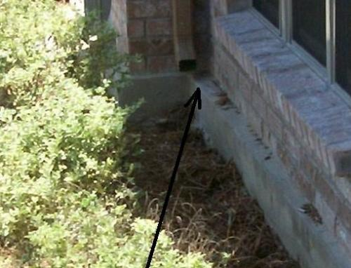 Gutter foundation drainage issues jwk inspections for Home drainage issues