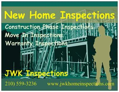 Types Of Inspections And Services Jwk Inspections
