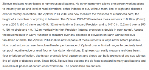 Zip Level Product Overview JWK Inspections