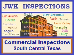 Commercial Inspections in South & Central Texas JWK Inspections