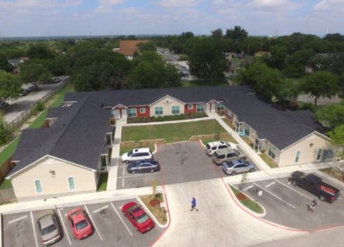 San Antonio Commercial Property Inspections Drone JWK Inspections