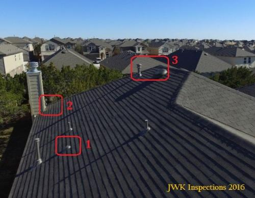 Drone Roof Inspection San Antonio Texas JWK Inspections