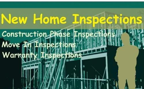 New home inspections jwk consulting construction Being your own contractor building home